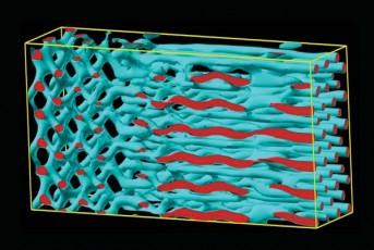 适于水治理应用的表面图案化技术